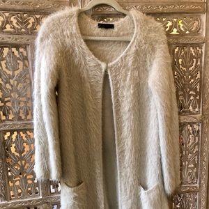 Cozy Sweater Coat By Sanctuary.